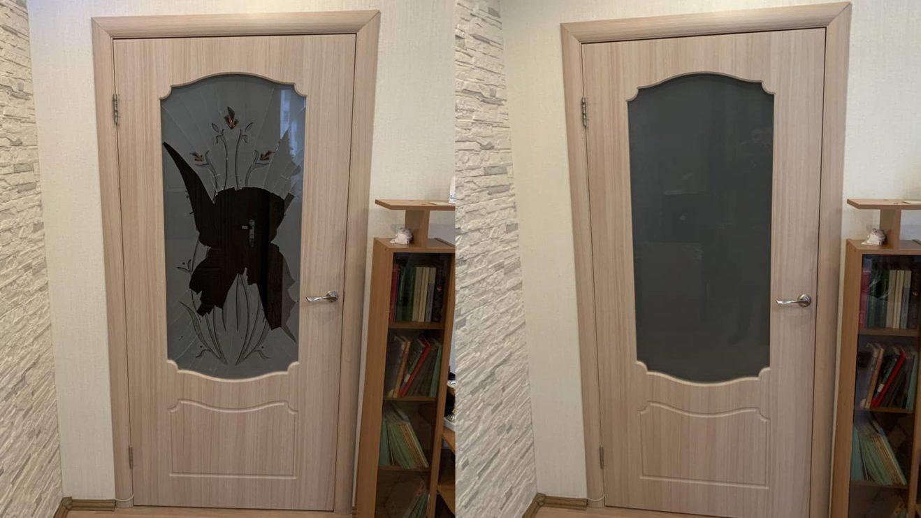 Главный баннер замена стекол